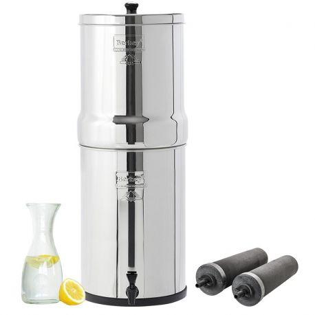 Wolnostojący system filtrujący wodę do salonu hotelu i dla gastronomii | Crown Berkey CB20