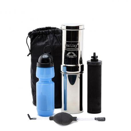 Przenośny zestaw do filtracji wody w terenie | Go Berkey KIT