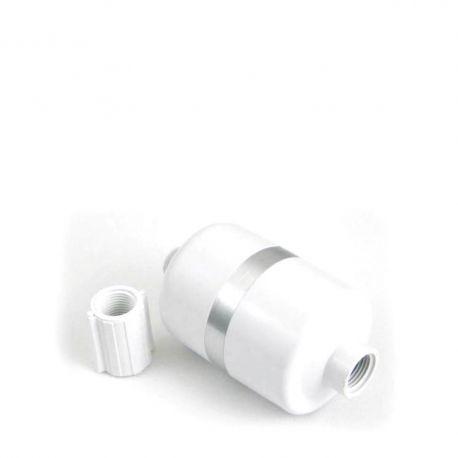 Skuteczny filtr prysznicowy / wannowy usuwający chlor z wody